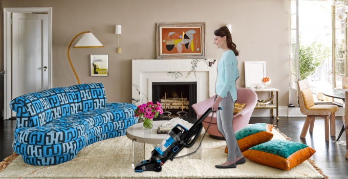 CLEANING PROCESS OF BISSELL CARPET CLEANER