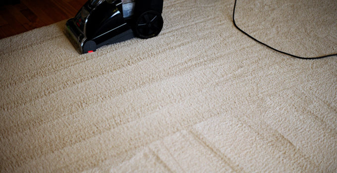 How to maintain carpet