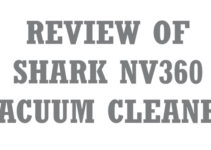 Shark NV360 Review